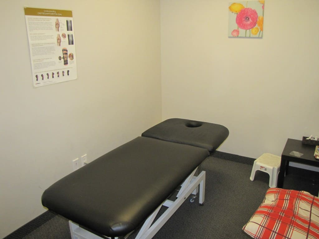 FIT-Physiotherapy Treatment Room