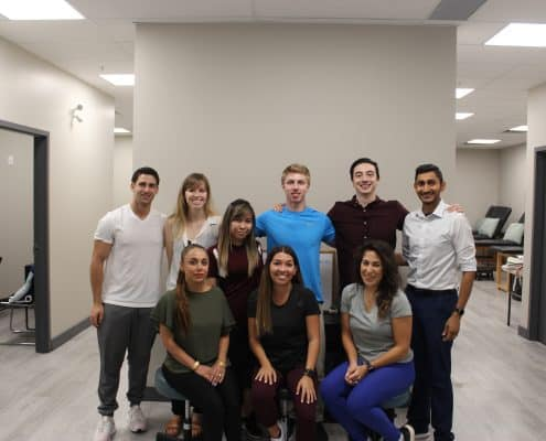 Fit Physiotherapy Staff